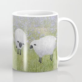 sheep and chicory Coffee Mug
