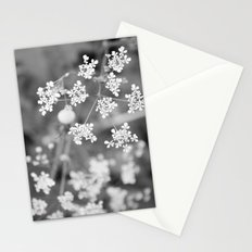 Queen Anne's Lace Wildflowers Stationery Cards