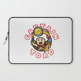 Captain Toad Laptop Sleeve