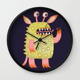 Monster Rufus Wall Clock