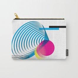 zero 1five - white Carry-All Pouch