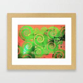 """ Kiwi Lifestyle"" - Kuro Kuro Framed Art Print"