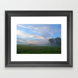 Memorial Marsh Framed Art Print