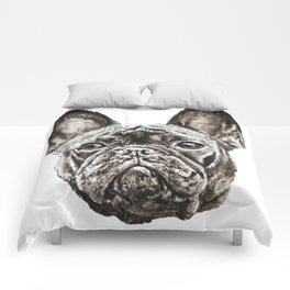 French Bulldog dog Comforters