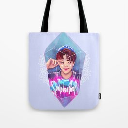 To Be One (Guan lin ver.) Tote Bag