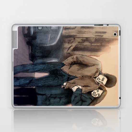 Freewheelin' Laptop & iPad Skin