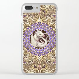 The Pearl Clear iPhone Case