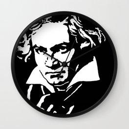 Ludwig van Beethoven (1770-1827) Wall Clock