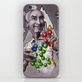 Dr Albert Hoffman iPhone Skin