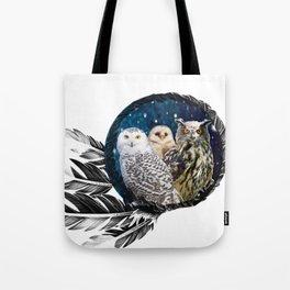 Owls Dream Tote Bag
