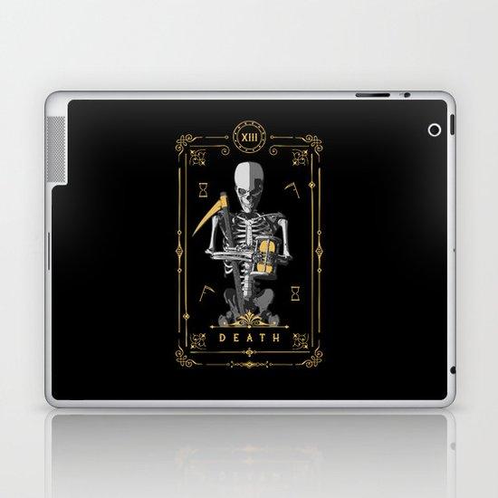 Death XIII Tarot Card by grandeduc