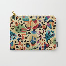 Wobbly Life Carry-All Pouch