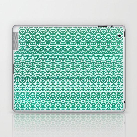 Tribal Forest Laptop & iPad Skin