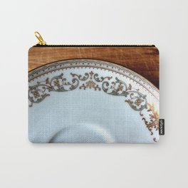 Porcelain Beauty Carry-All Pouch