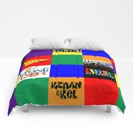 90s Nostalgia Comforters