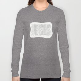 Image of the Invisible Long Sleeve T-shirt