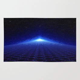 Time Portal In Space Rug