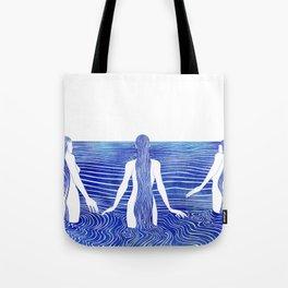 Sirens Call Tote Bag