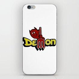 Dodge Demon iPhone Skin