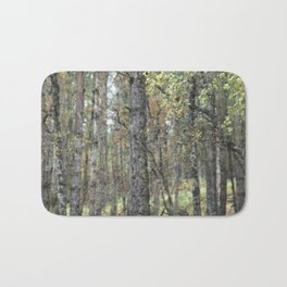 The Sound of the Trees Bath Mat