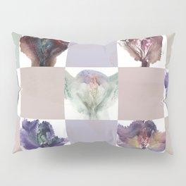 Vagina Portrait Quilt Pillow Sham