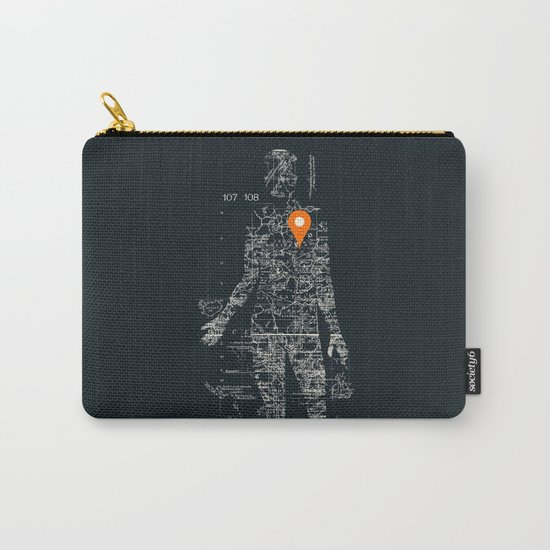 Travel With Me Carry-All Pouch
