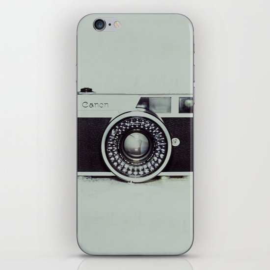 Film Camera Love: Canon iPhone & iPod Skin