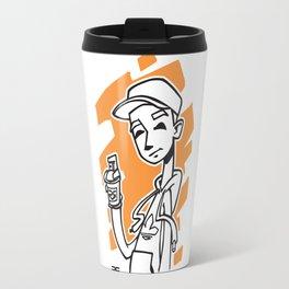 Graffiti Guy (alt) Travel Mug