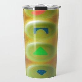 Hazy Puzzle Travel Mug