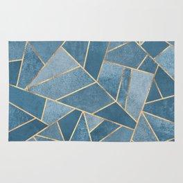 Dusk Blue Stone Rug