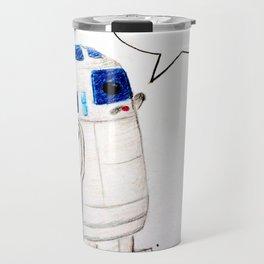 The Bad Robot Travel Mug