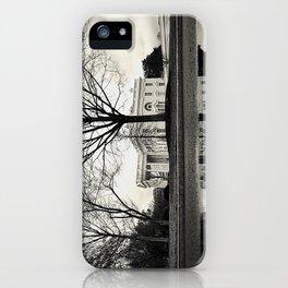 1600 Pennsylvania Avenue iPhone Case