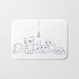 Cat's Bath Mat