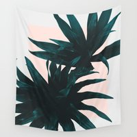 fly Wall Tapestries featuring Fly away by Hanna Kastl-Lungberg