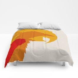 Bird Heads Comforters