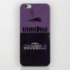 Mass Effect 2 iPhone & iPod Skin