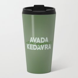 Avada The Negativity Travel Mug