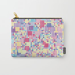 Fun Pattern Carry-All Pouch