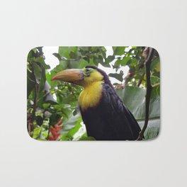 Tucan costa rica bird Bath Mat
