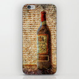 El Vino Dulce iPhone Skin