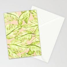 Pastel Jungle Stationery Cards