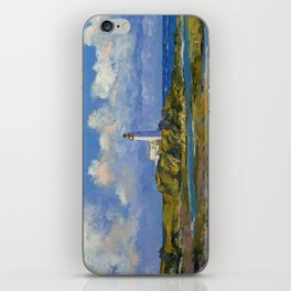 Turnberry Lighthouse iPhone Skin