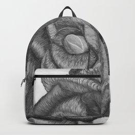 LET'S GO CRAZY B&W Backpack