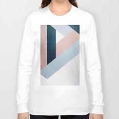 Complex Triangle Long Sleeve T-shirt