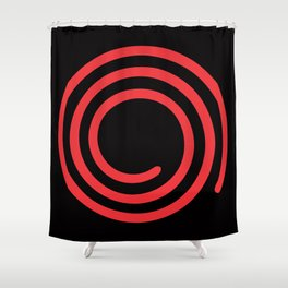 Hob Shower Curtain