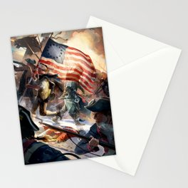 Assassin's Creed III Stationery Cards