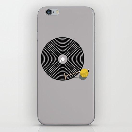 Zen vinyl iPhone & iPod Skin