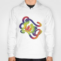 swag Hoodies featuring Swag by Haze Design