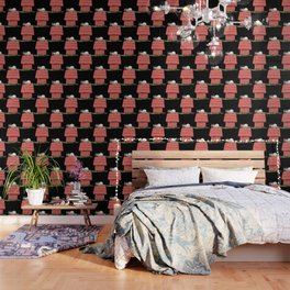 PUG HOUSE Wallpaper
