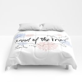 Land of the Free Comforters